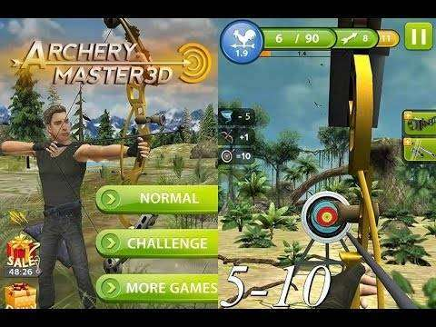 Archery Master 3D MOD APK Android Free Download