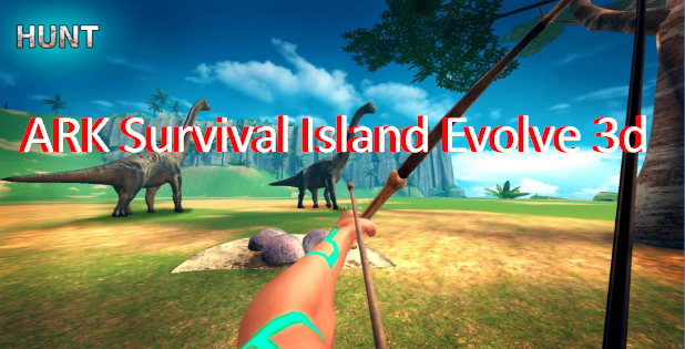 ARK Survival Island Evolve 3D Unlimited Money MOD APK