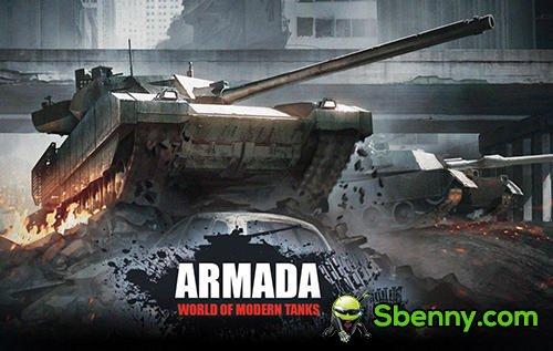 Armada: Los tanques modernos