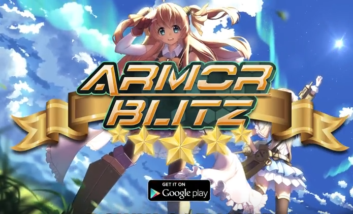 Armor Blitz SEA MOD APK for Android Free Download