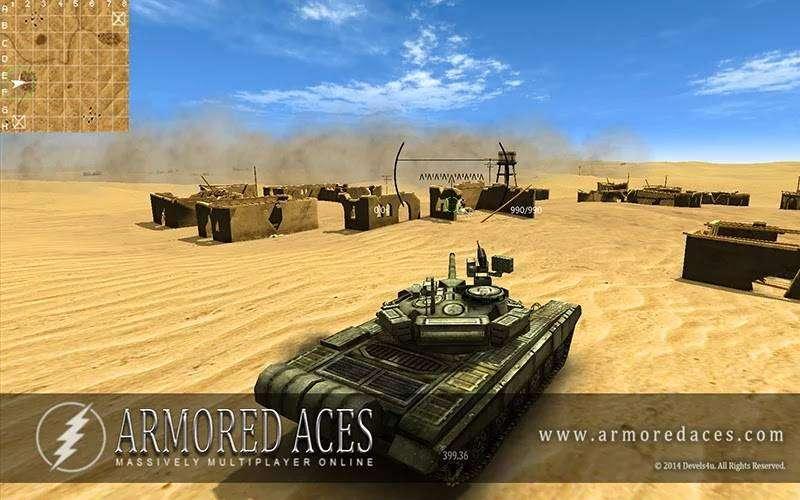 Blindado Aces - 3D Tank Battles MOD ilimitado dinero APK Descargar