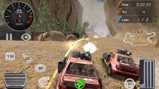 Armored Off-Road Racing APK Android Game Free Download