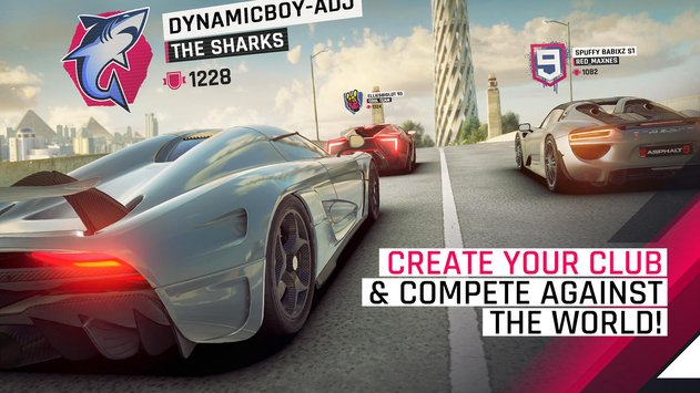 Asphalt 9: Legends MOD APK for Android Free Download