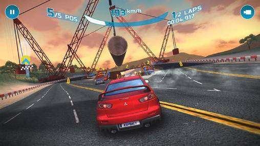 Asphalt: Nitro Full APK Android Game Free Download