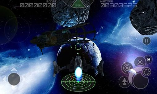 Asteroid 3d hd APK Android