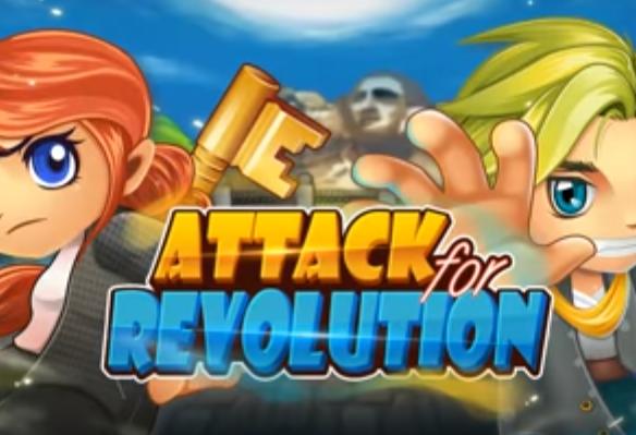 Ataque para a revolução