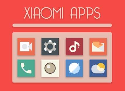 аура набор иконок APK Android