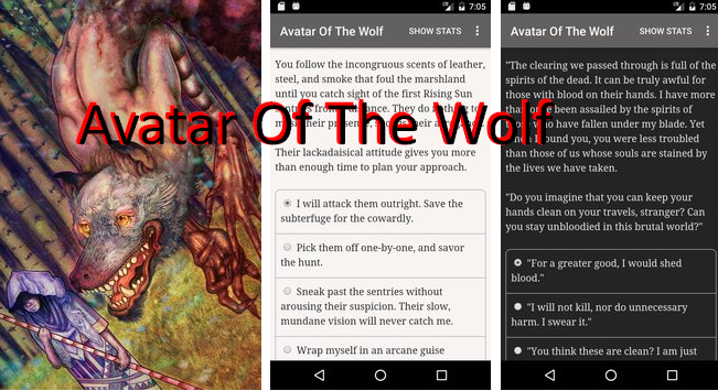 Avatar Of The Wolf MOD APK for Android Free Download