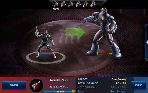 Avengers Alliance MOD APK Jogo para Android Download