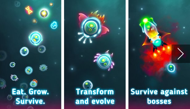 Bacter И.О. эволюции Android APK