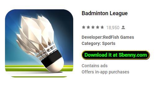 liga de badminton