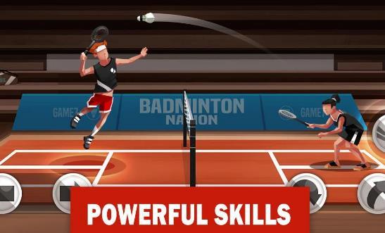 ligue de badminton APK Android