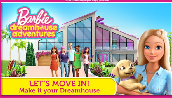 avventuri ta 'dreamhouse f'Barbie