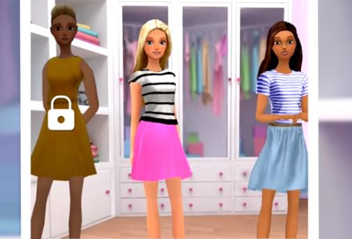 barbie fashion closet APK Android