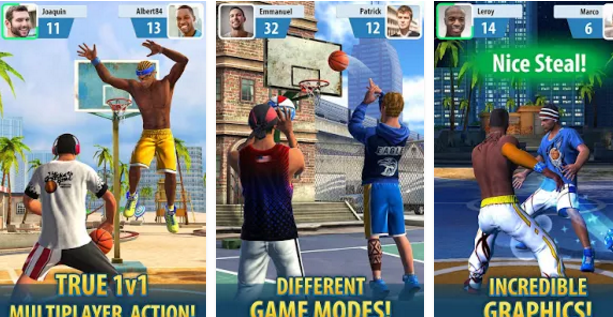 étoiles de basket-ball APK Android