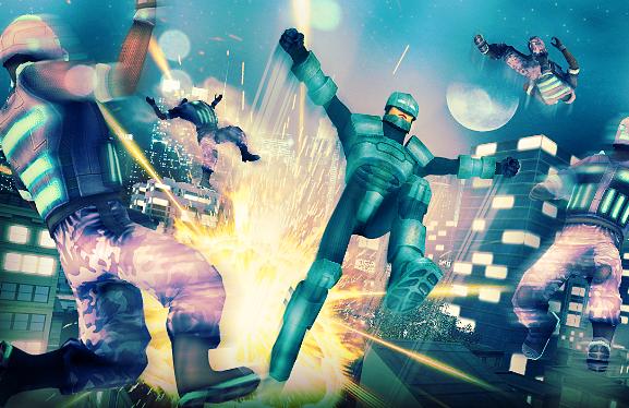 боевой симулятор битвы супергероя APK Android