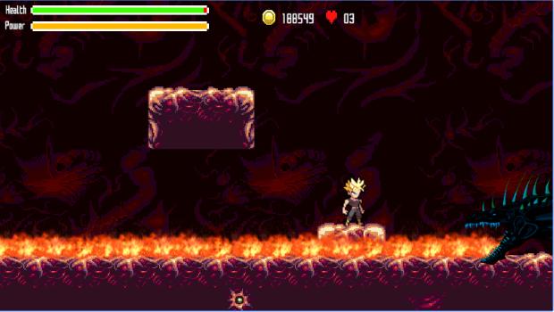 batalla de héroes saiyan APK Android