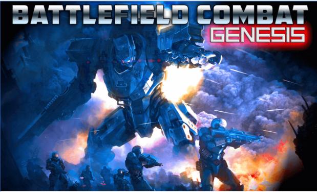 Schlachtfeld Kampf Genese