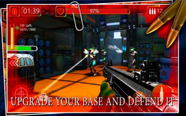 Schlachtfeld Kampf Genesis APK Android