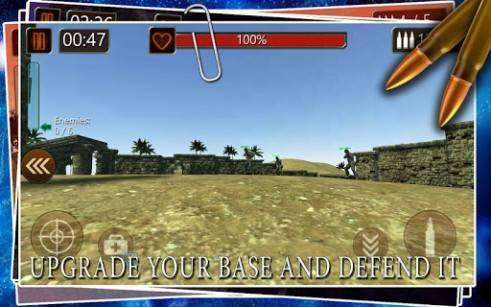 Battlefield Frontline: Hunter MOD APK Android Free Download