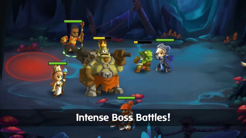Battleheart 2 MOD APK for Android Free Download