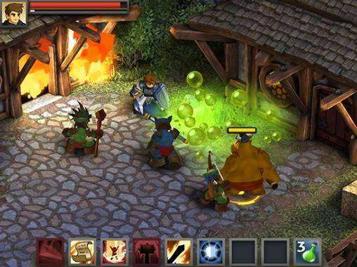 Battleheart Legacy APK + DATA Android Game Free Download