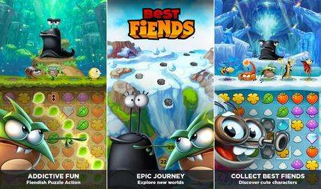 Best Fiends APK MOD Android Game Free Download