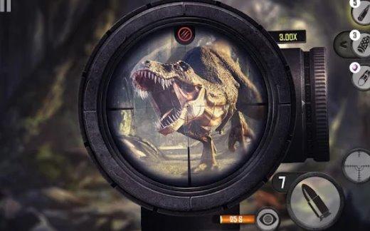 bester Scharfschütze-Legacy-Dino-Jagd und Shooter 3d APK Android