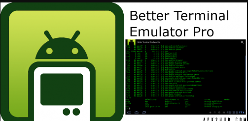 Better Terminal Emulator Pro MOD APK Android Download