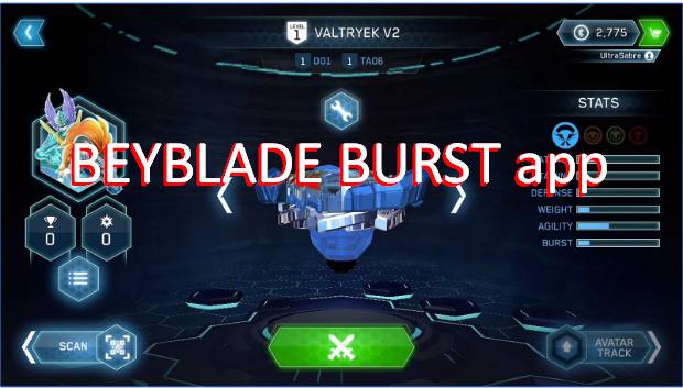 BEYBLADE BURST app Unlimited Money MOD APK Free Download