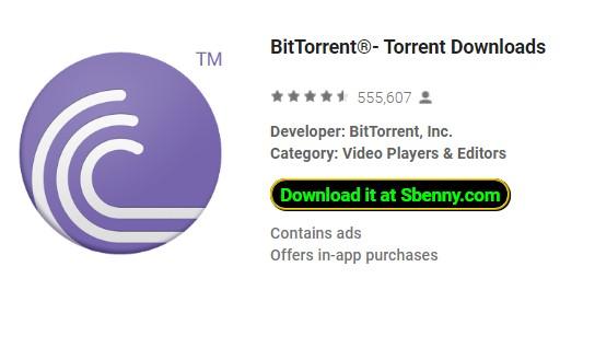 Bittorrent Torrent Downloads Mod Apk Android Download