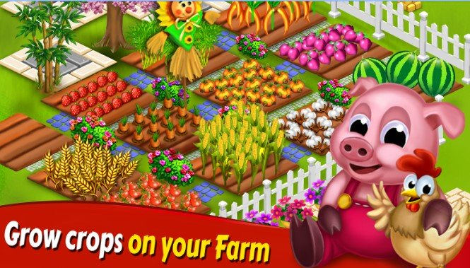 big little farmer offline farm APK Android