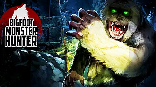 Bigfoot-Monsterjäger