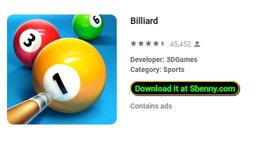 Billard-