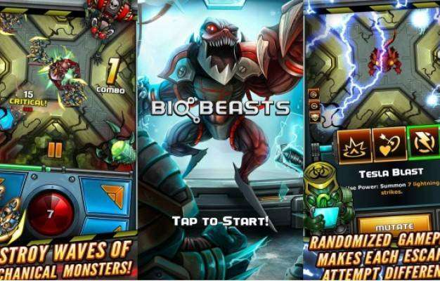 BioBeasts MOD APK Android Free Download