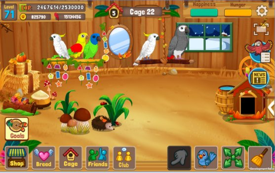 bird land paradise APK Android