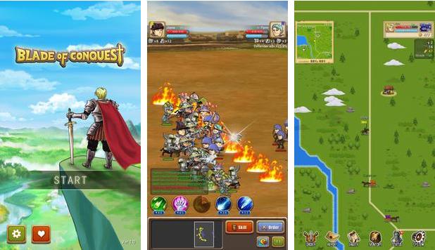 download cartoon wars blade mod apk v 1.1.0