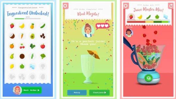 blendy juicy simulation APK Android