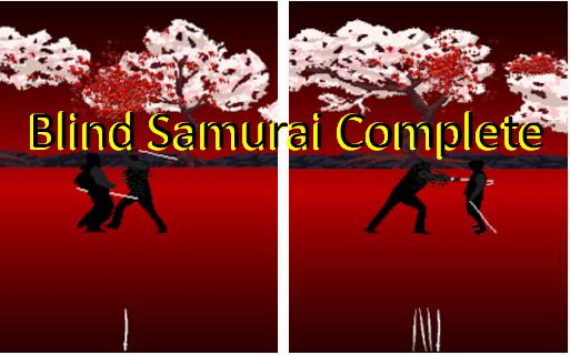 Blind samurai komplett