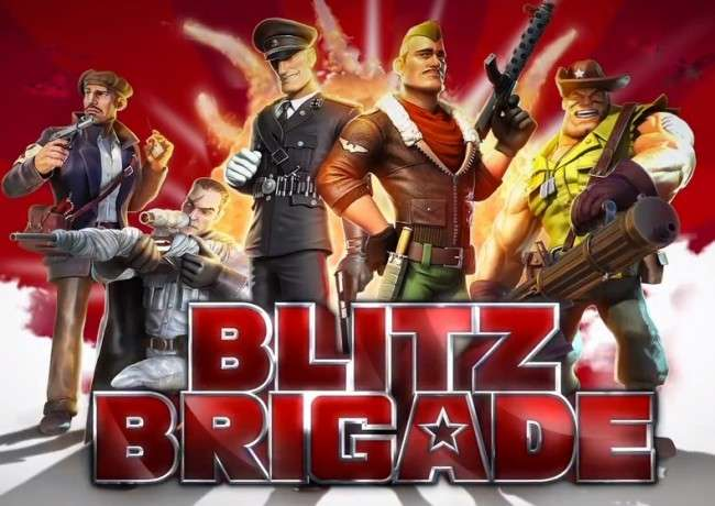 blitz brigade fps en ligne