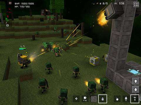 Block Fortress War APK + DATA Android Game Free Download