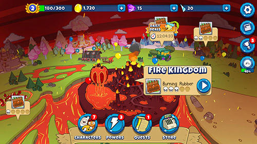 Bloons Adventure Time TD MOD APK Android