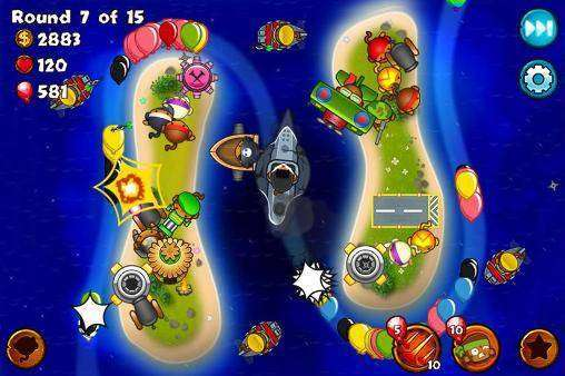 Bloons Monkey City MOD APK Android Game Free Download