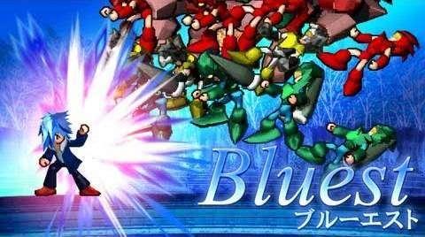 Bluest - Ġlieda għal-Libertà