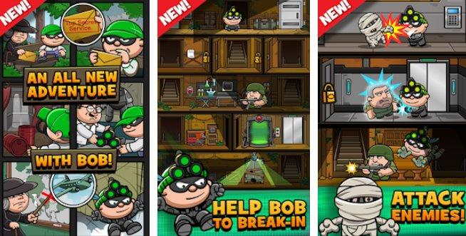 Bob el ladrón 3 APK Android