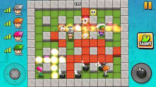 bomber friends APK ANdroid