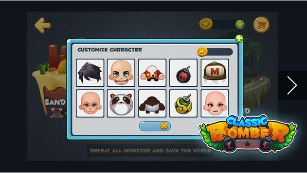héroes bombardero bomba juego APK Android