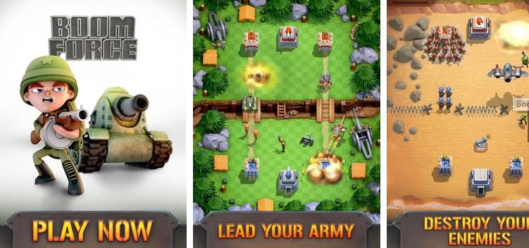 juego de guerra fuerza de la pluma de forma gratuita