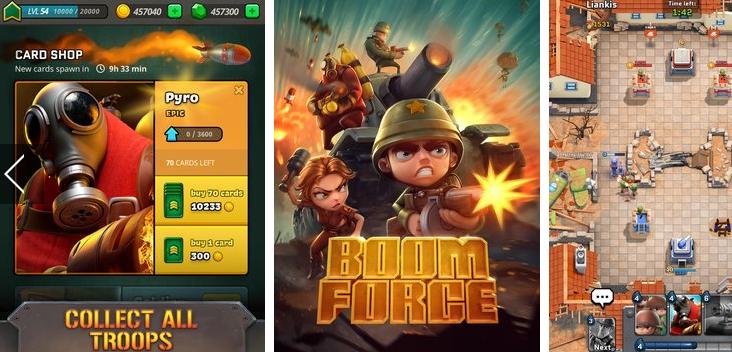 juego de guerra fuerza de la pluma de forma gratuita APK Android