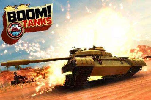 Boom! Tanks